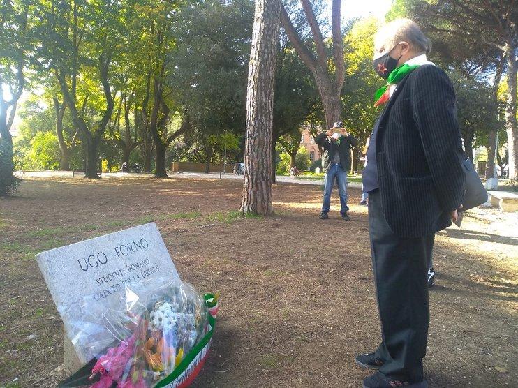 Pagliarulo: «Si realizzi a Roma un monumento ai ragazzi della Resistenza»