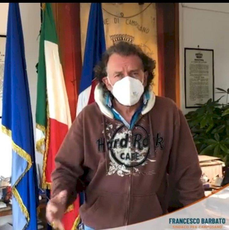 Franco Barbato, Sindaco di Camposano: «La sanità campana è da maglia nera,  altro che zona rossa» - WordNews.it - News Magazine