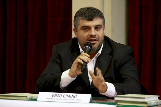 L'Odg del Molise in lutto per la scomparsa del collega Enzo Di Grezia