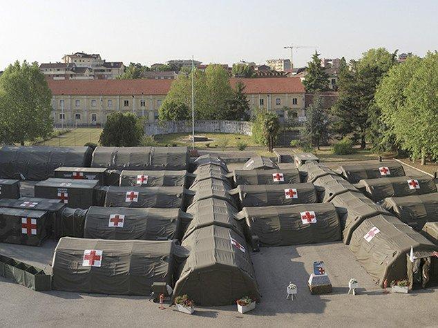 Sanità in Molise: ospedali da campo e covid Hotel. E le strutture pubbliche esistenti?