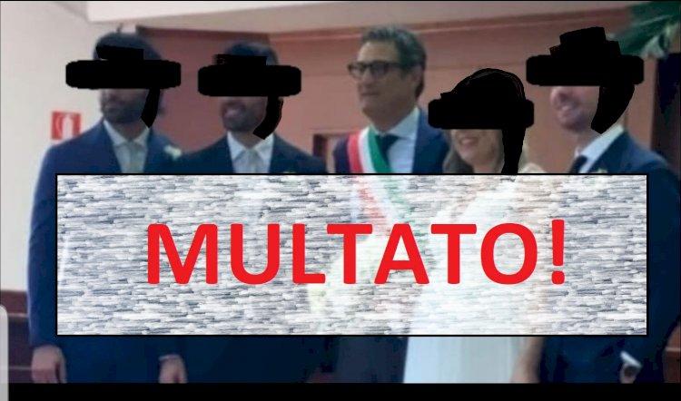 Senza mascherina? Multato Catapano, sindaco di San Giuseppe Vesuviano