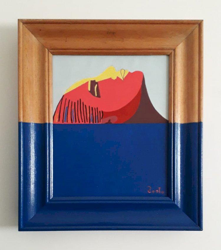 Mario Tosto presenta il progetto artistico «Nero Profondo»