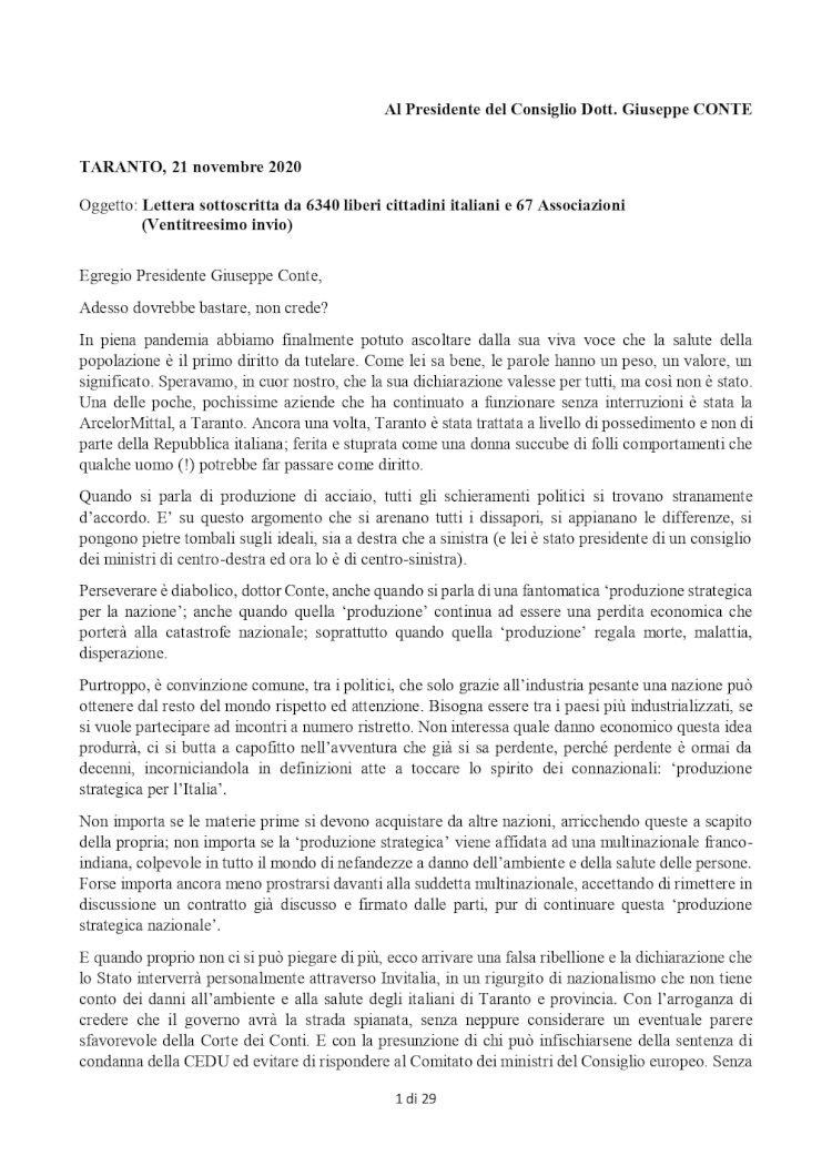 Taranto avvelenata. Massimo Wertmuller: «alla politica manca una visione a lungo termine»