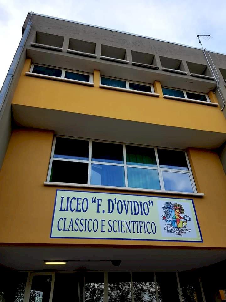 Il liceo D'Ovidio di Larino protagonista di un progetto europeo