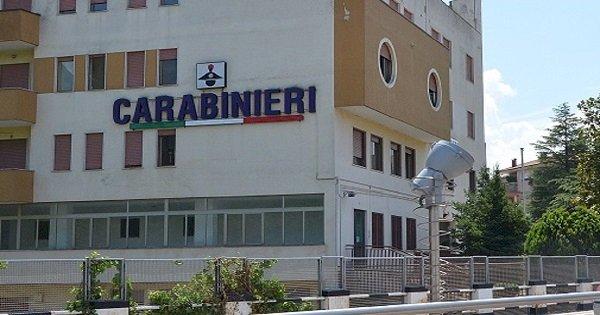 Carabinieri di Isernia: contrasto dei reati contro il patrimonio e la fede pubblica