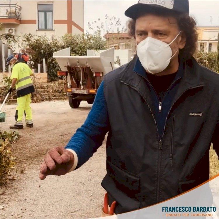 «Complotti e congiure», il video choc del Sindaco Francesco Barbato
