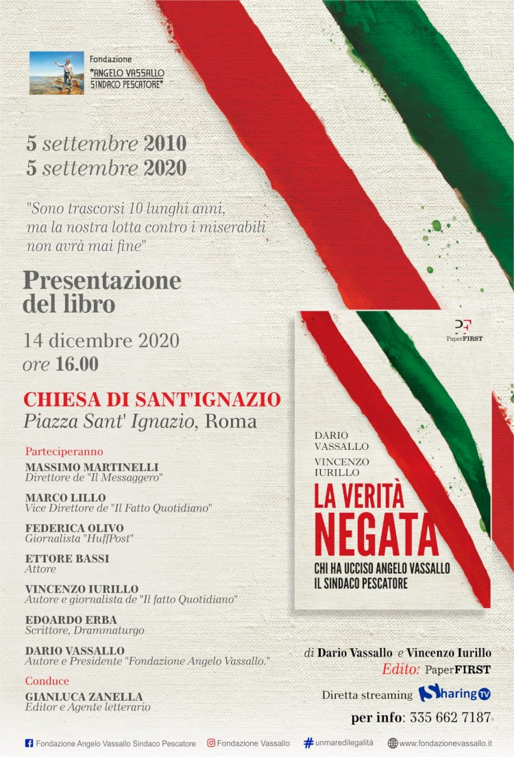 «La Verità Negata», la presentazione a Roma