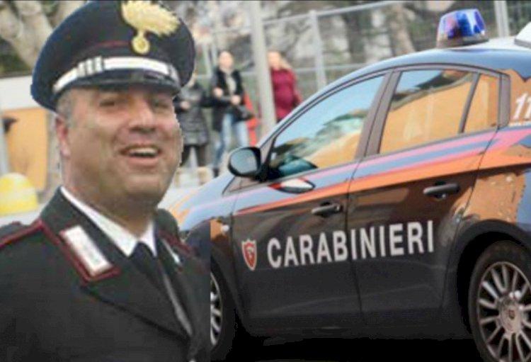 Promozione per il Maresciallo Maggiore dei carabinieri Raimondo Semprevivo