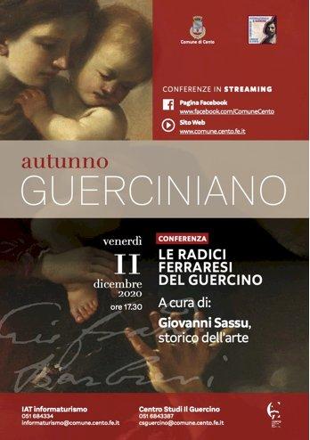 Un ciclo di incontri dedicato al Maestro Guercino