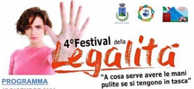 A Casoli il 4° Festival della Legalità, con Salvatore Borsellino