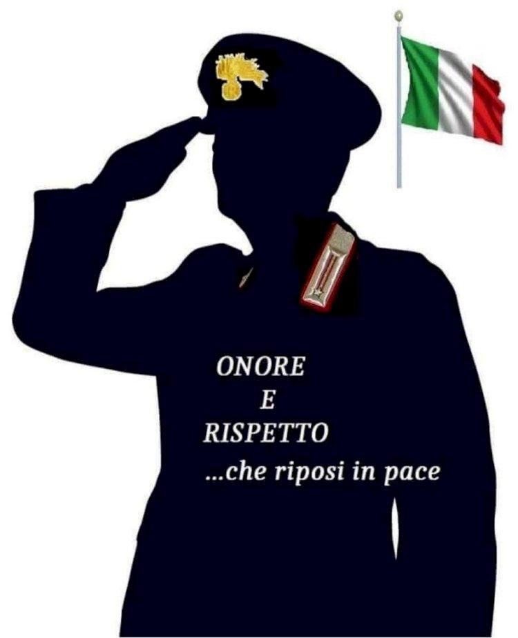 Colpito da Covid, muore carabiniere a Bari. L'Arma dice addio al luogotenente Michelangelo Sansipersico