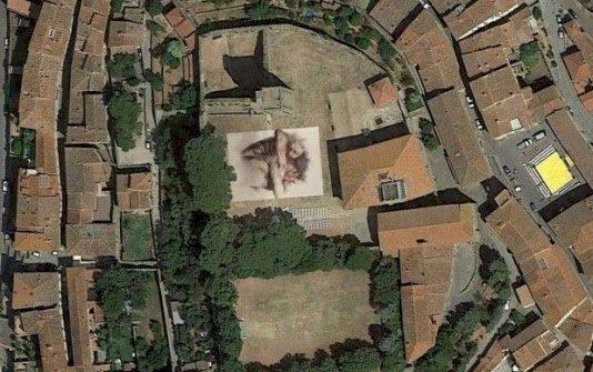 CASTIGLION FIORENTINO: L'ABBRACCIO DI MACCA PER TORNARE A VIVERE