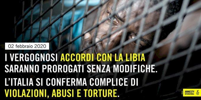 «Fino a quando l'Italia e l'Europa vogliono continuare a sostenere certi criminali?»