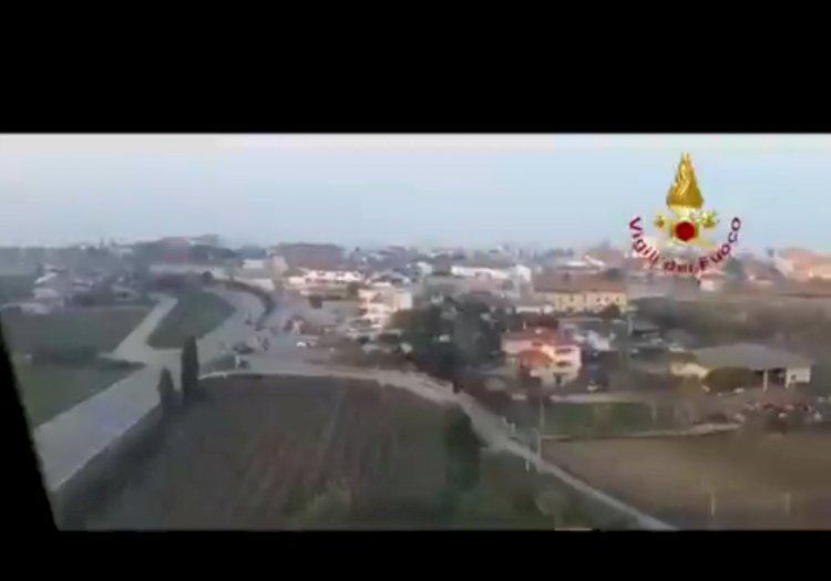 Casalbordino. Esplosione in fabbrica, l'ultimo grave precedente undici anni fa