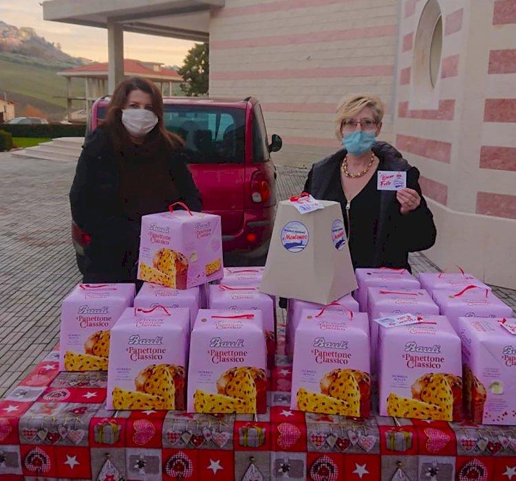 «Donare panettoni a Natale»: successo dell'iniziativa del Comitato Stranieri residenti a Montenero di Bisaccia