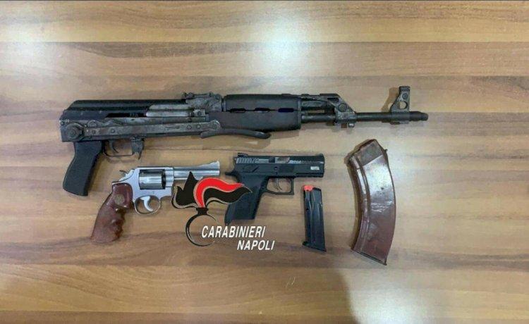 Continuano le operazioni di contrasto alla criminalità organizzata ad Afragola