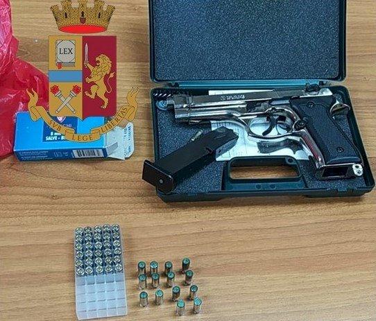 Spari, pistole e arroganza eversiva criminale