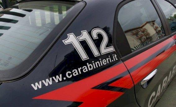 Pregiudicato campano arrestato dai carabinieri