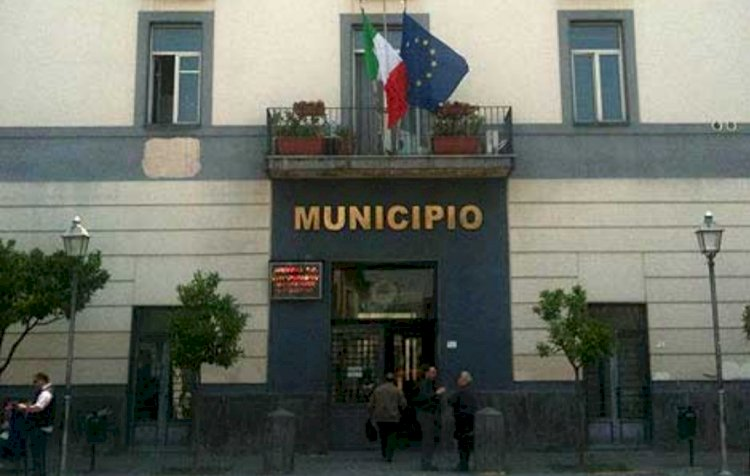 Un proiettile per il sindaco di Pomigliano d'Arco