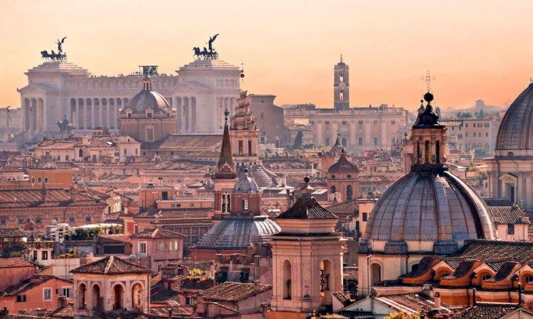 Roma trasformata in lavatrice per il riciclo del denaro di Cosa nostra