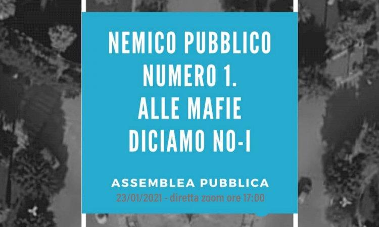 Foggia, assemblea online contro le mafie