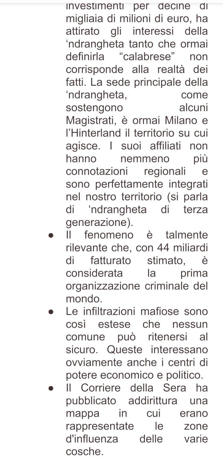 """Seregno, """"Casa della Sinistra"""": «La Commissione """"Legalità"""" indaghi sul movimento terra»"""