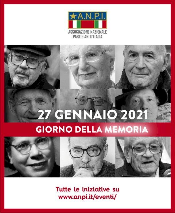 27 gennaio, Giorno della Memoria: il manifesto dell'ANPI