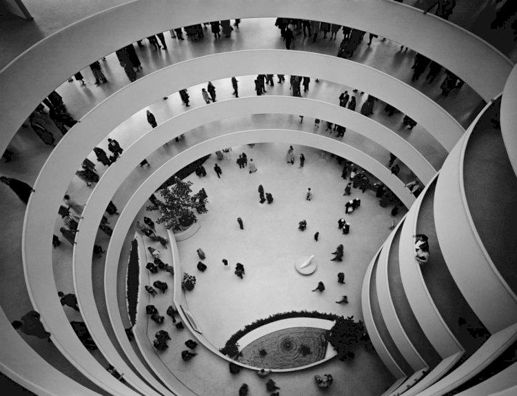 La rivoluzione del Guggenheim NY