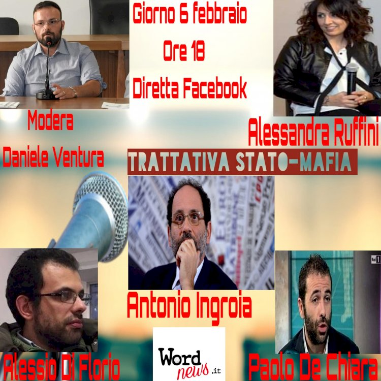 Trattativa Stato-mafia: ne parliamo con Antonio Ingroia