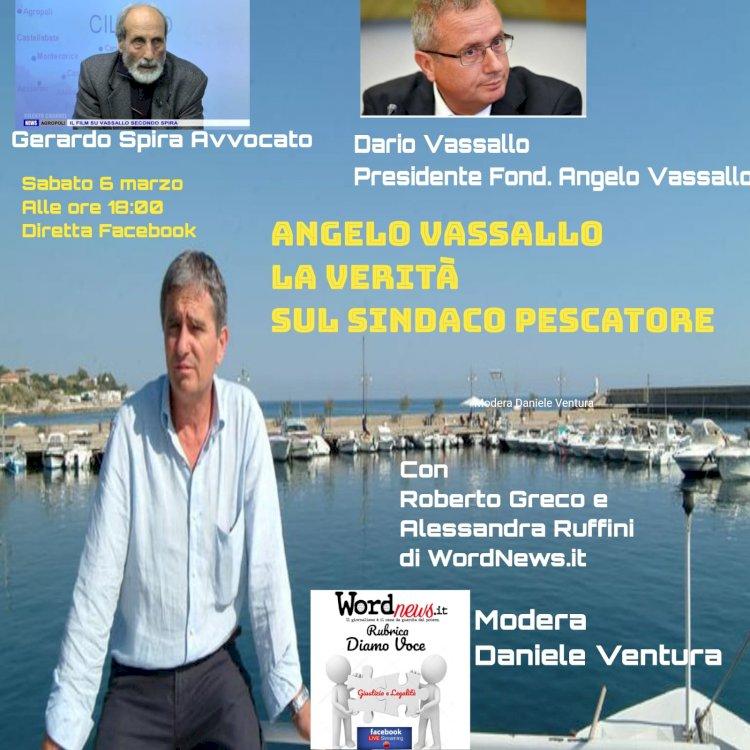 VASSALLO: la verità sul sindaco pescatore