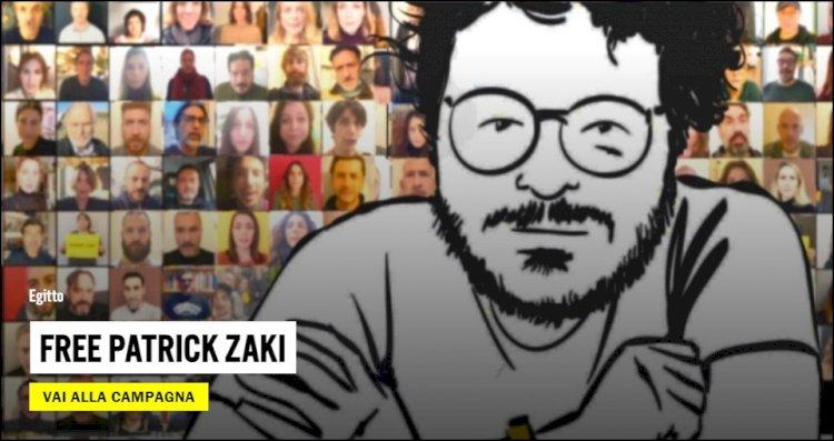 Altri 45 giorni di detenzione per Patrick Zaki, intervista al portavoce di Amnesty International Italia