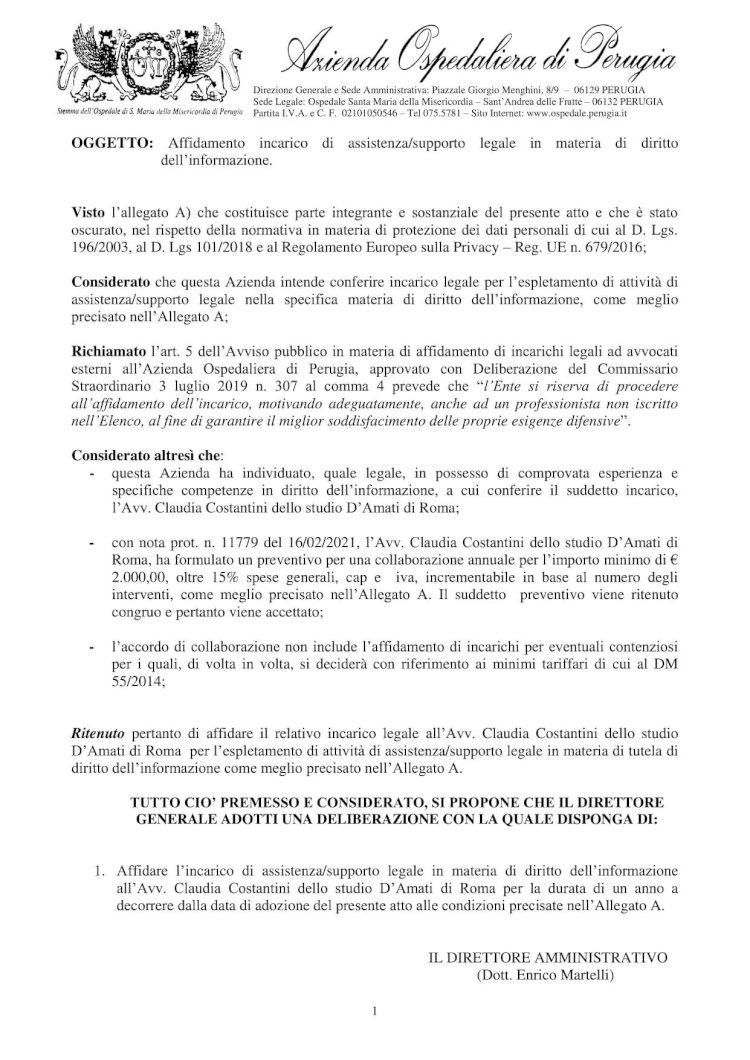 Libertà di espressione: l'Umbria censura?