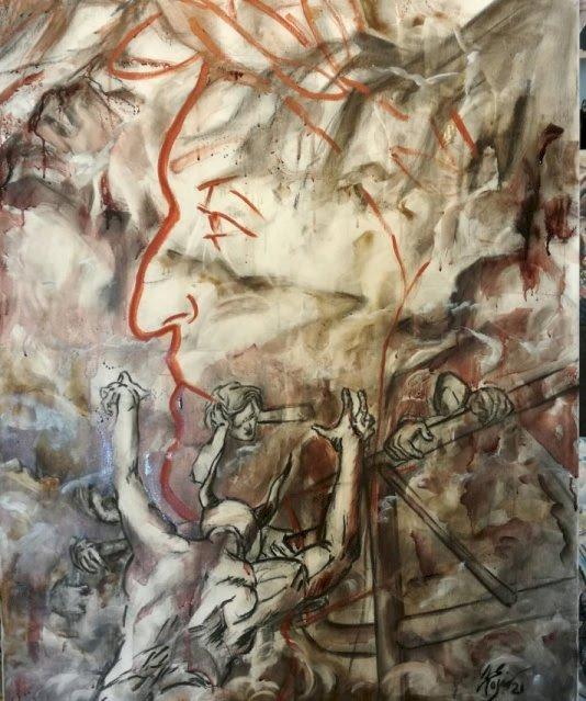 Enoarte: il Dante infernale di Elisabetta Rogai
