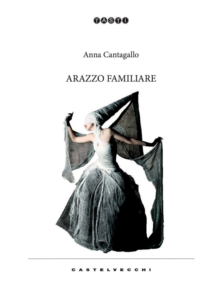 Anna Cantagallo e il suo romanzo «Arazzo familiare»