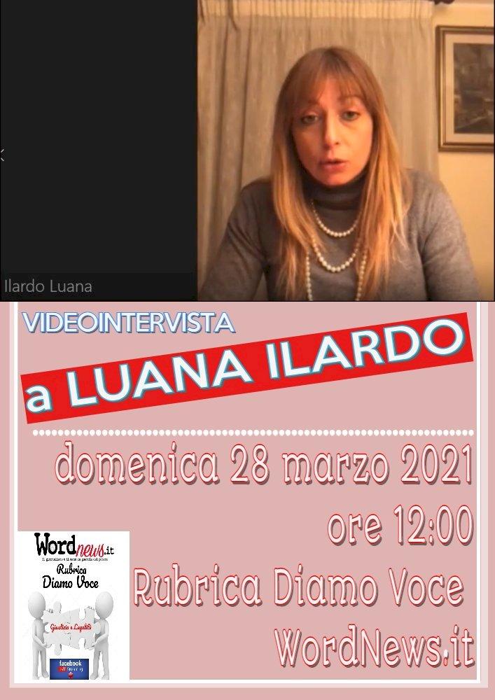 VIDEOINTERVISTA a Luana Ilardo