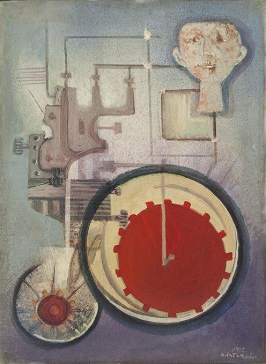 L'arte di Catarsini a Forte dei Marmi per ricordare la grande antologica di Palazzo Strozzi del 1981