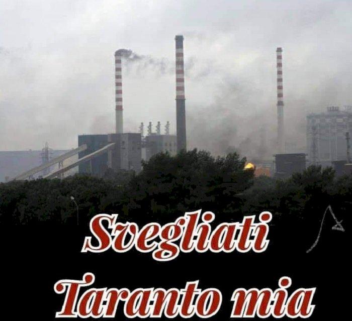 I cittadini di Taranto arrivano a Roma
