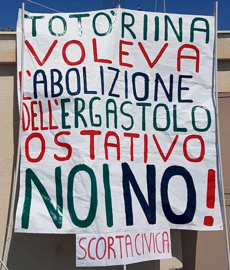 Palermo chiama Italia: no all'abolizione dell'ergastolo ostativo
