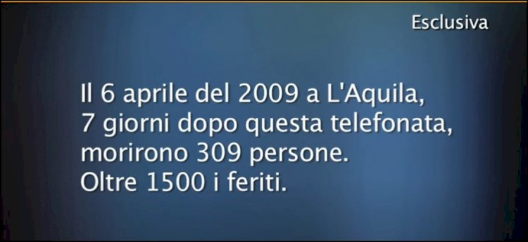 Terremoto a L'Aquila, 12 anni dopo