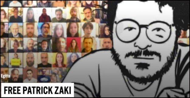 Prosegue l'accanimento giudiziario contro Patrick Zaki