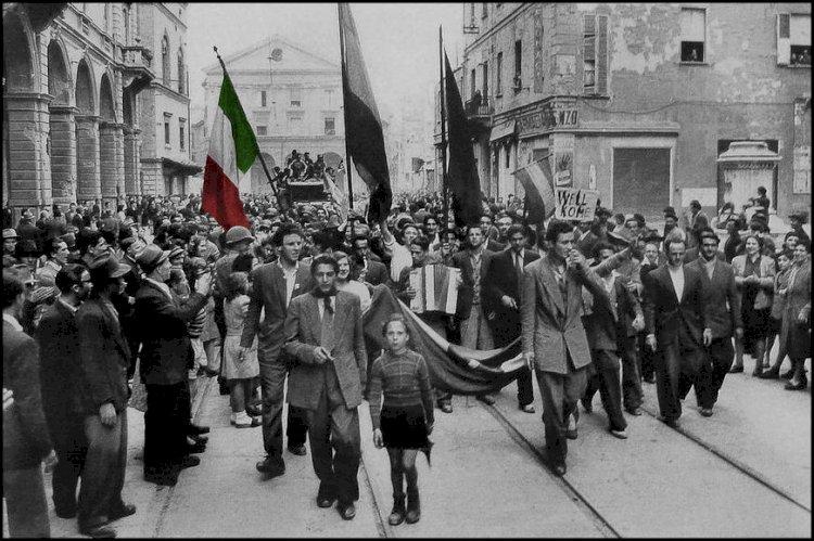 Per i morti della resistenza di Giuseppe Ungaretti