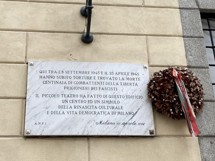 I luoghi della Resistenza a Milano