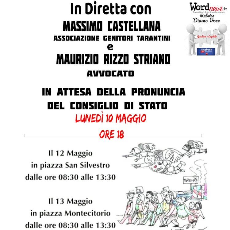 I cittadini di Taranto si mobilitano