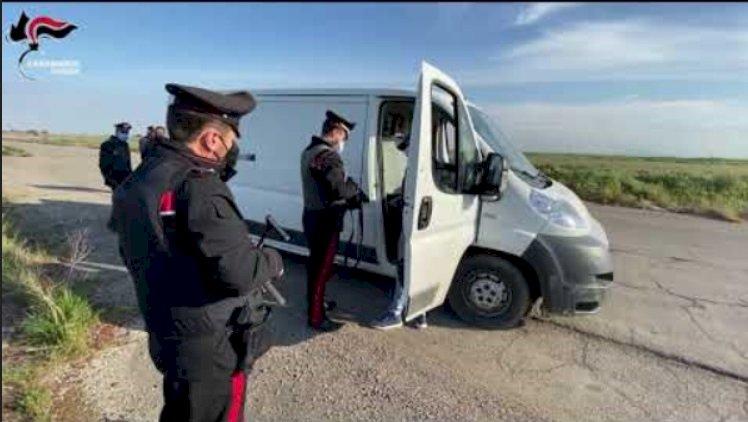 Rintracciato e tratto in arresto dai carabinieri il caporale dell'indagine «Principi e Caporali»
