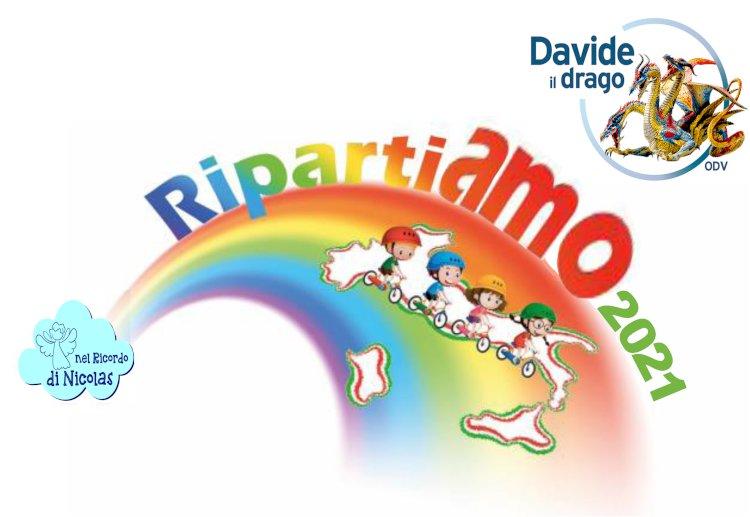 Ripartiamo 2021: giro dell'Italia tra pediatri ed associazioni