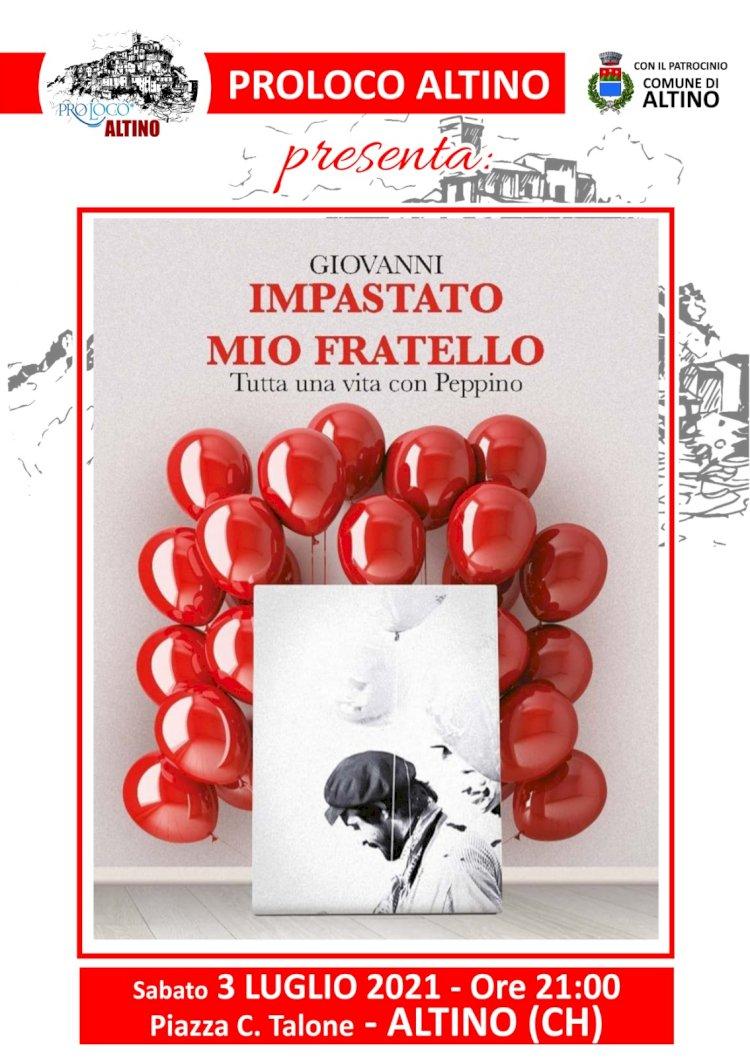 Giovanni IMPASTATO ad Altino