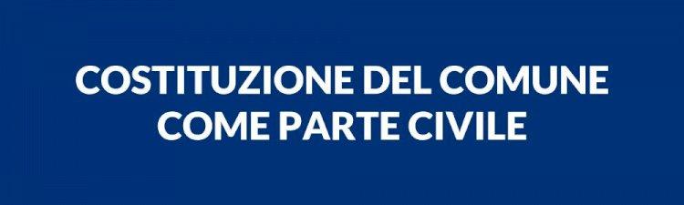 Il Comune di Pomigliano, dopo una riflessione,  si costituisce parte civile