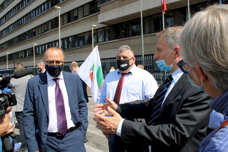 Vincenzo Cimino (OdG Molise): «Il ruolo delle tv locali va implementato e tutelato»