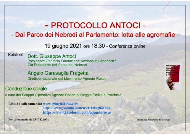 Protocollo Antoci: dal Parco dei Nebrodi al Parlamento, lotta alle agromafie