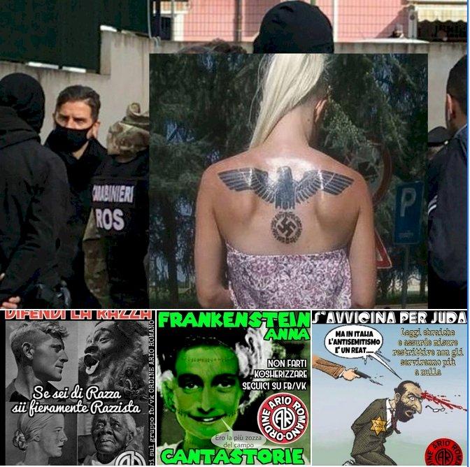 Guardia alta, in Abruzzo due operazioni contro estremisti neonazisti
